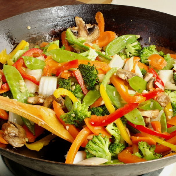 RECIPE – D – Asian Stirfry Vegetables