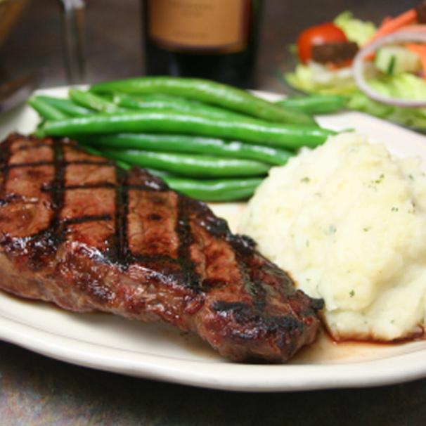 RECIPE – D – Fillet Steak with Cauliflower Mash