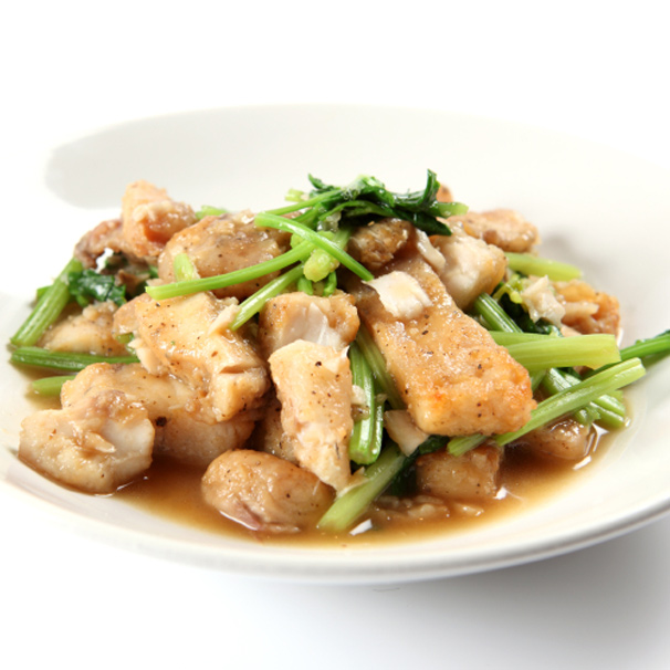 RECIPE – D – Soy and Ginger Steamed Fish