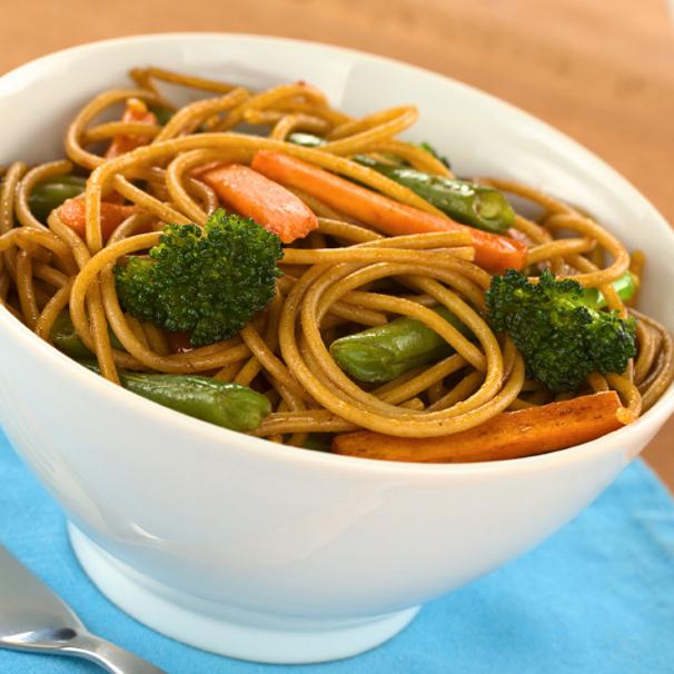 RECIPE – D – Tofu and Broccolini Stirfry