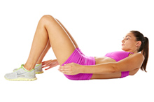 Alternative Heel Touch - Position 2