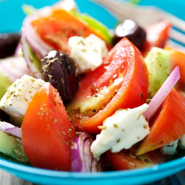 RECIPE – L – Greek Lamb Salad