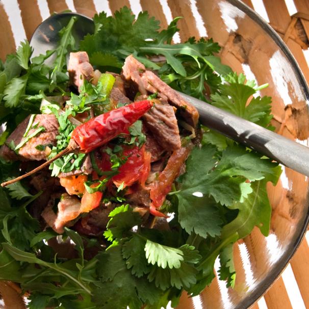 RECIPE – L – Thai Beef Salad